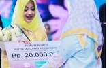Alumni Prodi S1 Manajemen Laidatul Azzura Meraih Runner Up 2 Putri Muslimah Indonesia 2019