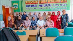Workshop ORS