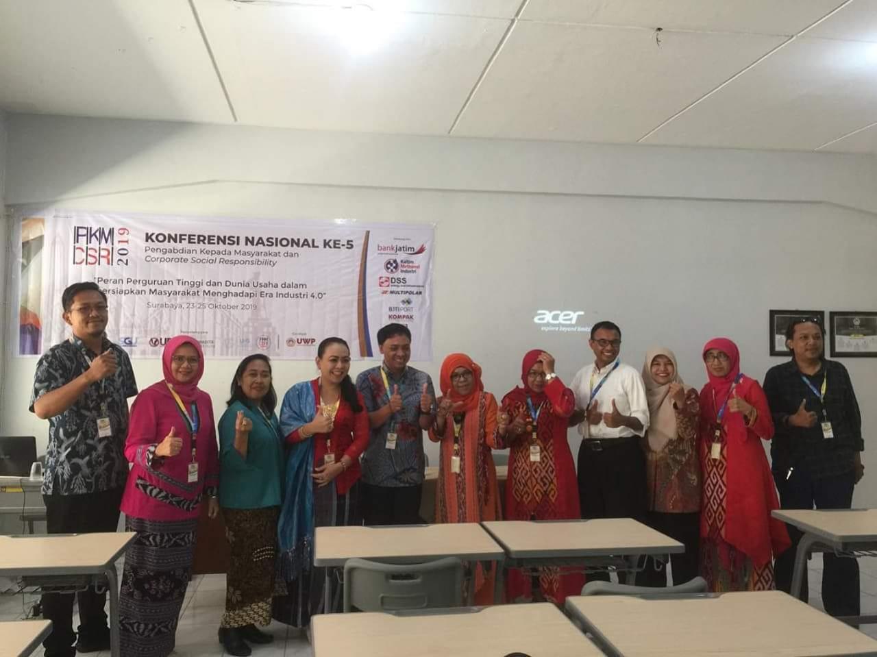Unidha ikut PkM-CSR ke-5