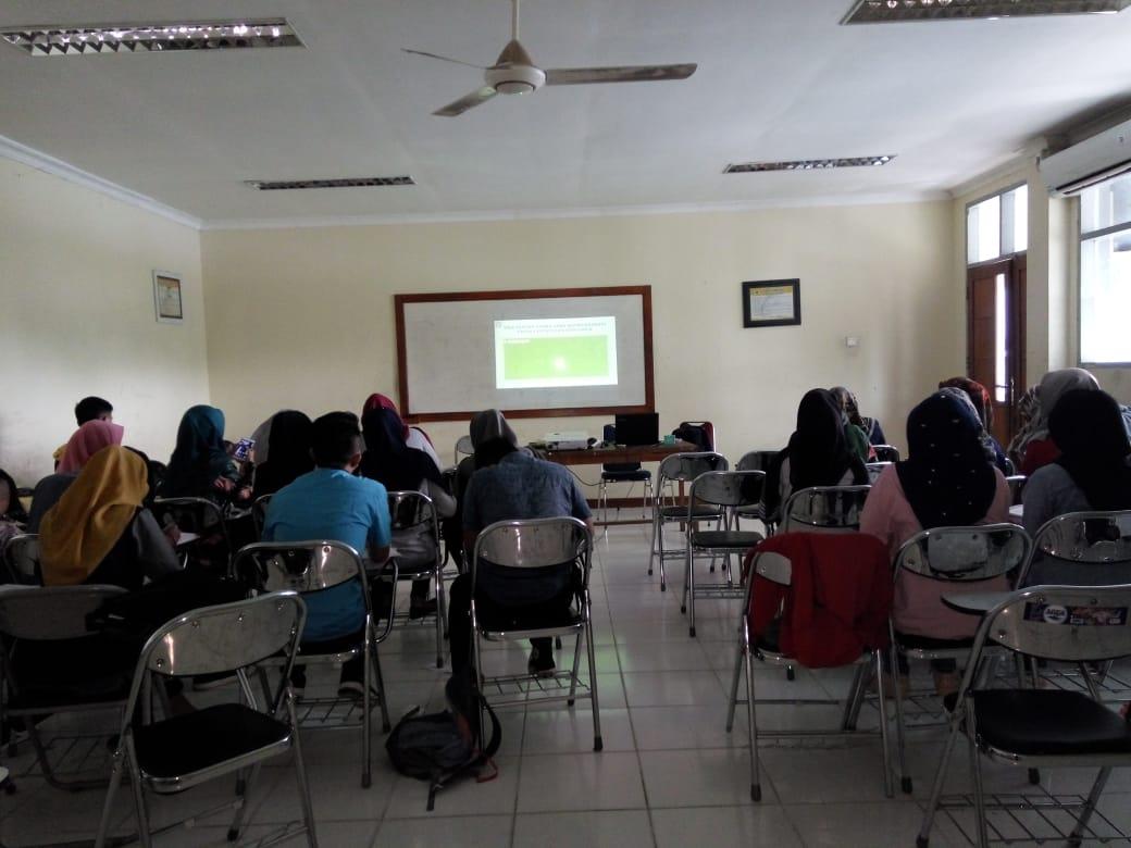 Blended Learning Perilaku Konsumen UNIDHA