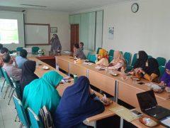 rapat perdana Tim LKPT dan Tim LED UNIDHA