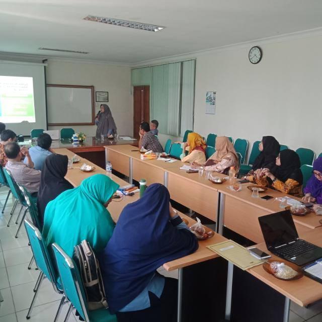 Rapat perdana persiapan APT UNIDHA