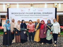 workshop pasar modal syariah