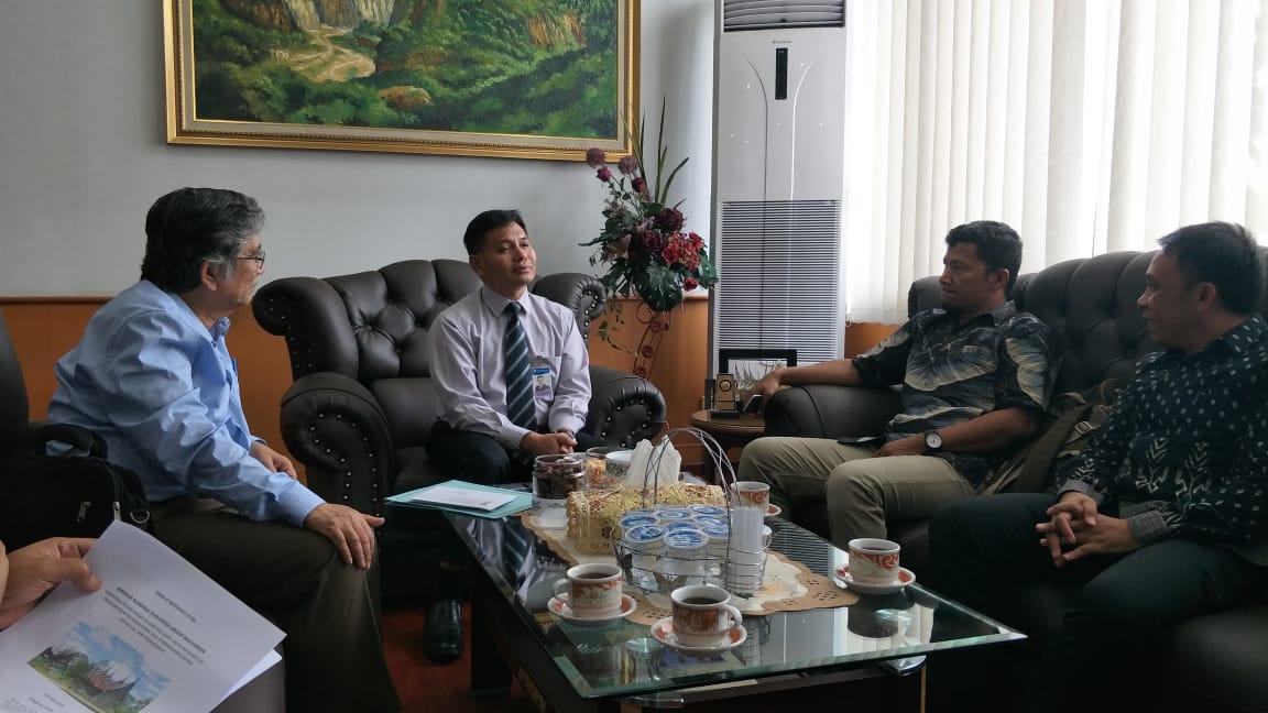 Kunjungan PSPN ke Bank Indonesia