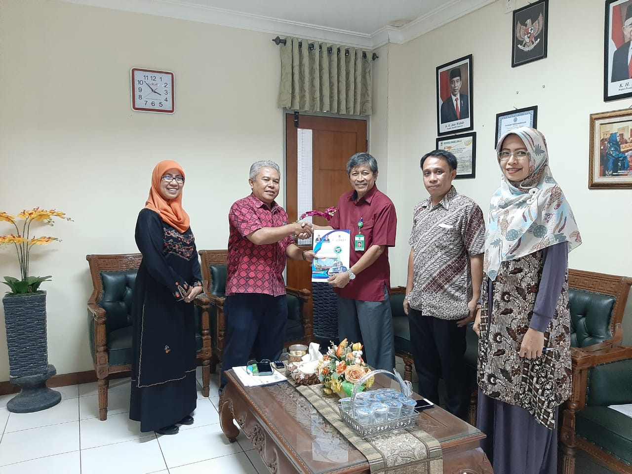 Congratulation! Kepala Biro Administrasi Umum & Sumber Daya Unidha.