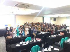 UNIDHA ikut seminar Women Will