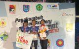Congratulation! Unidha Raih Medali Perak