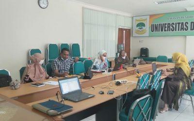 H-1 Jelang Workshop Revisi Kurikulum FEB UNIDHA