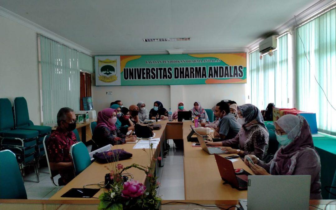 Prodi S1 Manajemen Laksanakan Rapat Jelang Perkuliahan Genap 2020/2021