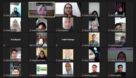 Pembekalan Magang Prodi S1 Manajemen UNIDHA
