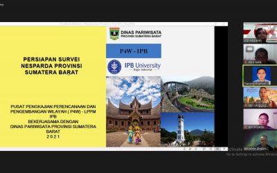Dosen S1 Manajemen UNIDHA Digandeng untuk Menyusun Neraca Satelit Pariwisata Daerah Sumatera Barat